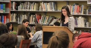 Poetry Festival at Sparta High School, photo 7