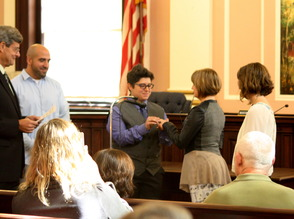 Maplewood's First Same-Sex Marriage Ceremony Performed, photo 18