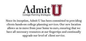 Admit U Consulting/College Planning Strategies | photo 5