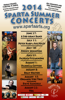 Summer Friday Night Concert Series