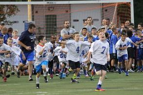 Randolph Recreation Football and Cheerleading Holds Pep Rally, photo 5