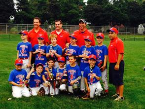 Randolph East 9U All-Stars Beat Morristown National, 10-9, to Win Mendham Tournament , photo 2
