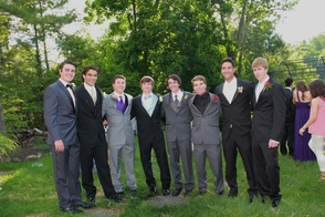Mark Von Eisenburg, Reagan Penner, Nick Shalala, Ryan Bartholomew, Connor Dericks, Matthew Mayer, Matthew Burns, Chris Zembruski