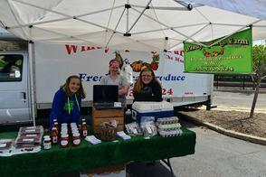 Lansdale Farmers' Market Debuts