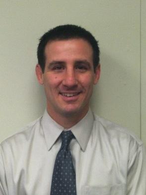 Frank Ciaburri Helen Morgan School Assistant Principal