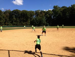 Llewellyn Jones Hosts Successful Charity Kickball Event, photo 9