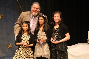 Vocal Competition Junior Division Winners