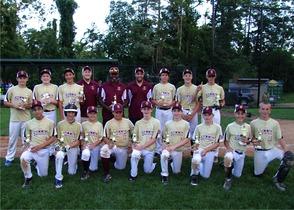 Summit 13U Green League Champs