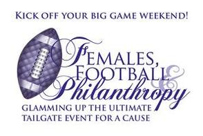 """Females, Football and Philanthropy""  The First-Ever, Pre-Game Celebration for Women and by Women  Will Welcome the World's ""Biggest Game"" to N.Y. and N.J.   , photo 1"