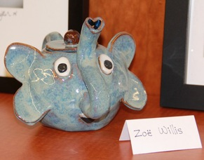 Art Gala at Sparta High School, photo 2