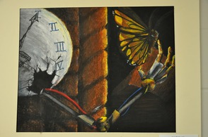 """Time on Hand"" for Art in Montville"
