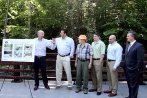 Millburn's Glen Avenue Bridge Reopened with Ceremony, photo 6