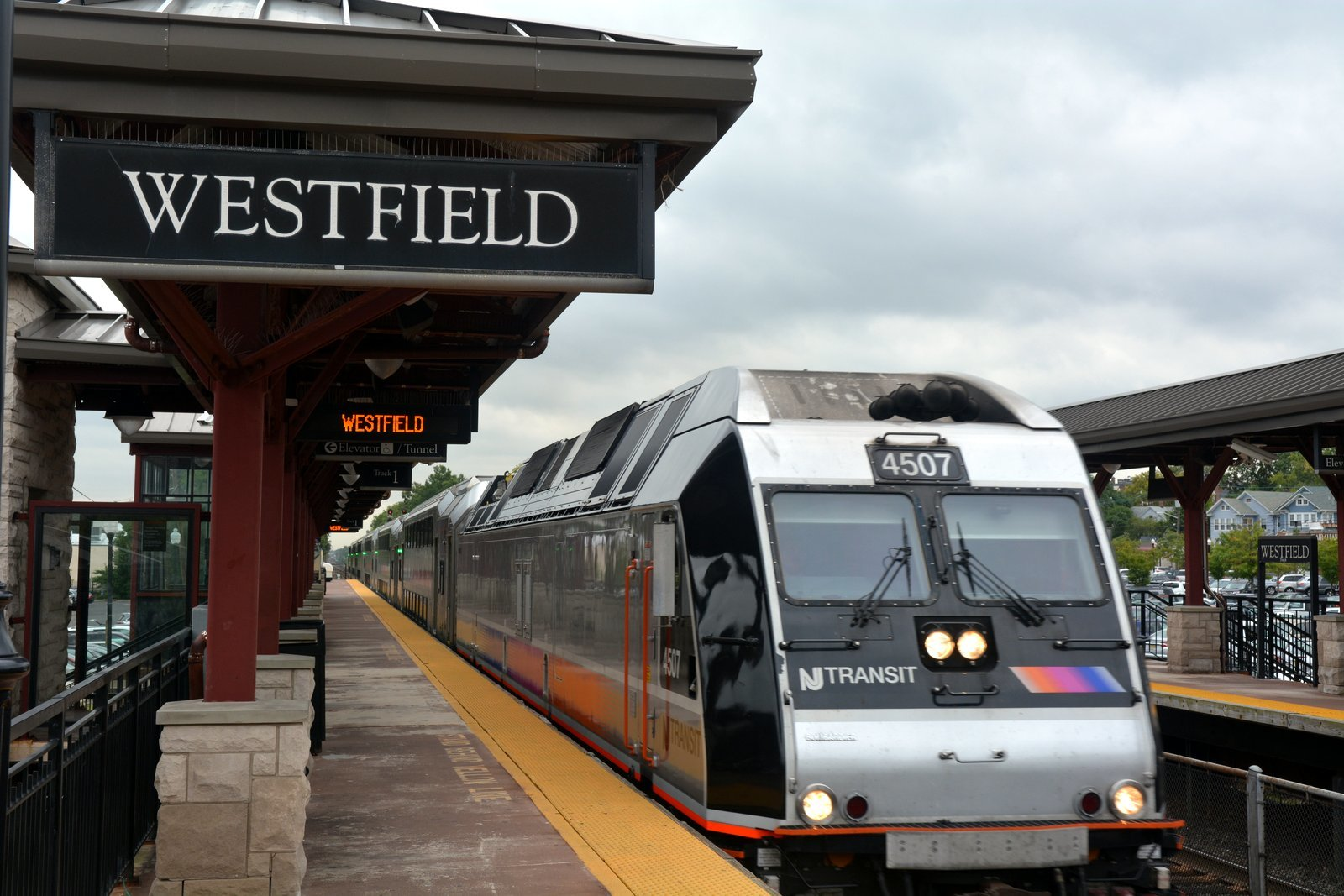 all aboard the train through time westfield nj news tapinto. Black Bedroom Furniture Sets. Home Design Ideas