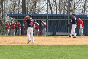 Gov. Livingston 5-Run Inning Fuels 12-7 Win Against Parsippany, photo 6