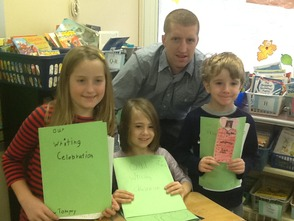 Second Grade Written Accomplishments Shared With Families  , photo 5