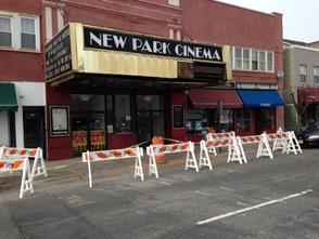 New Park Cinema Struck By Truck, photo 2