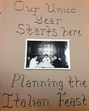 Memory Book features photos from the first feast