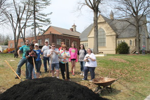 Community Garden Offered At Roselle First Presbyterian Church, photo 1