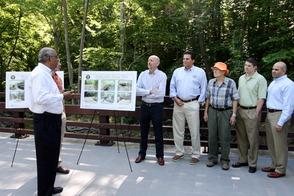 Millburn's Glen Avenue Bridge Reopened with Ceremony, photo 3