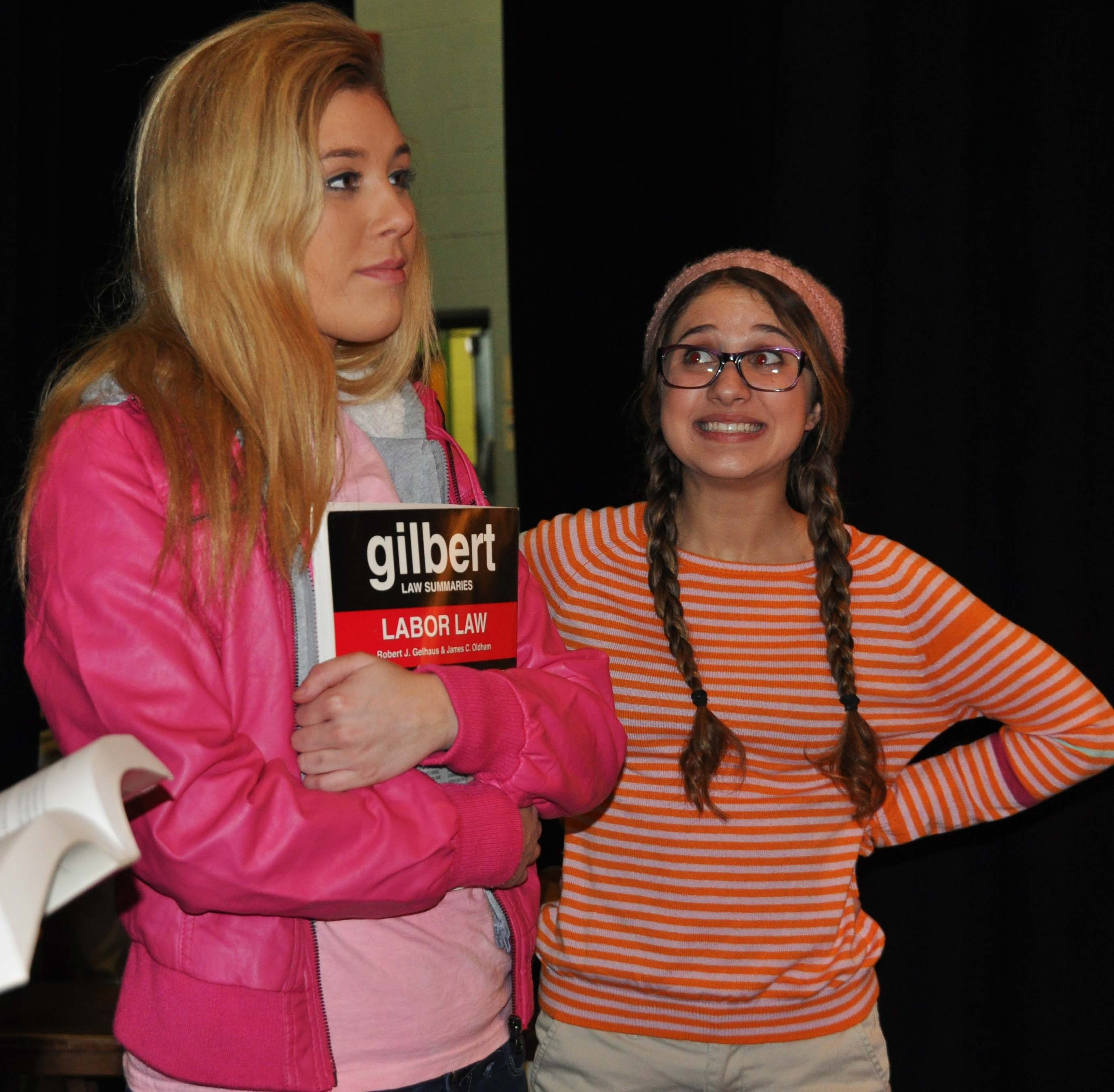 Montville high school presents spring musical legally blond news