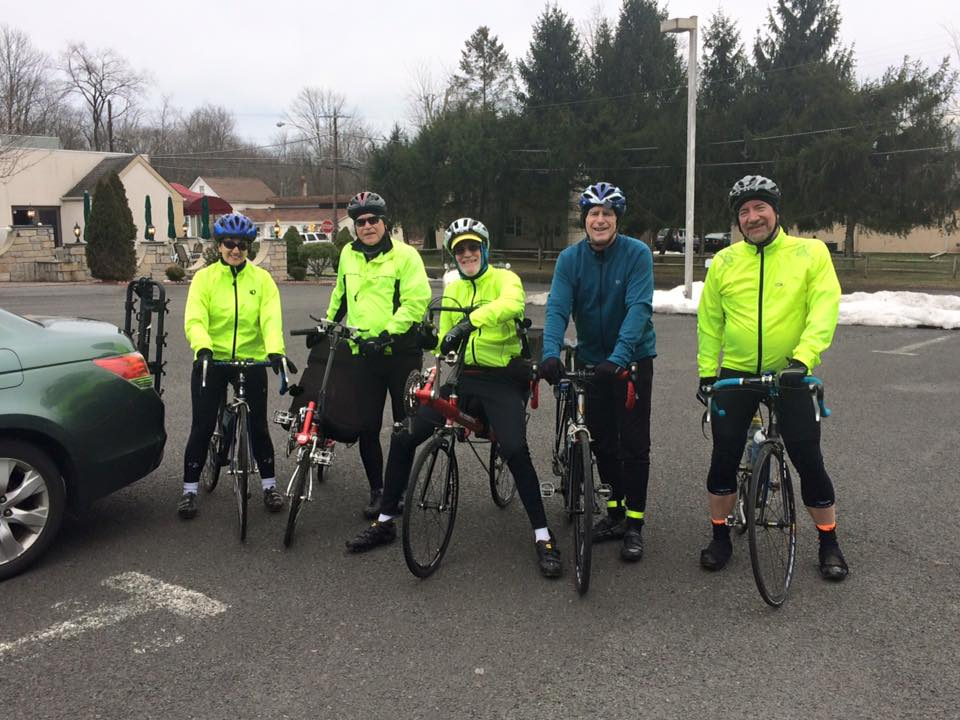 Bicycling Group 8