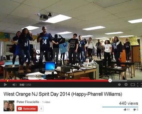 "West Orange High School Releases ""Happy"" Video, photo 1"
