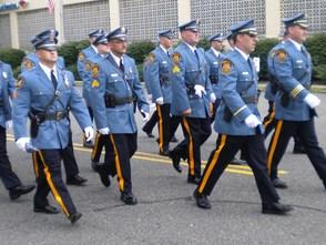 police tour