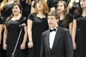First District-Wide Choir Brings Grades 4-12 Together for Concert, photo 8