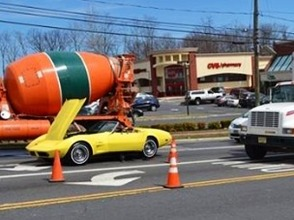 Lane Closures on Route 22 Continue Wednesday, April 2, photo 1