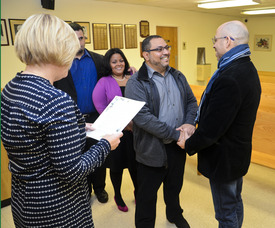 Mayor marries Fanwood same-sex couple