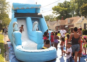 Roselle 5th Ward Terraces Block Association Holds Second Annual Block Party, photo 3