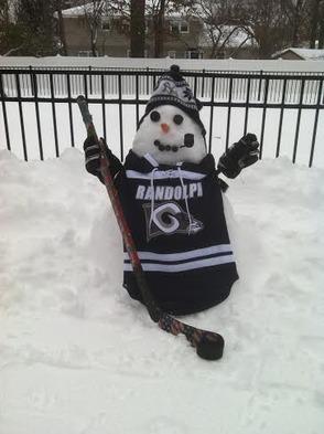hockeysnowman