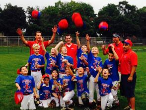 Randolph East 9U All-Stars Beat Morristown National, 10-9, to Win Mendham Tournament, photo 1
