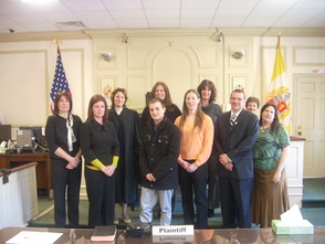 CASA Advocates Sworn In By Judge