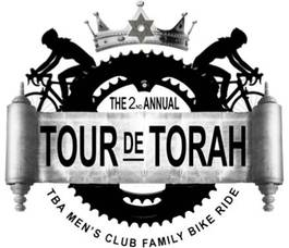 Men's Club Tour de Torah