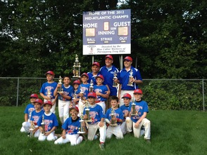 Randolph East 8U All Stars Finish Impressive Playoff Run With Dramatic Win Over Morristown in Championship Game, photo 1