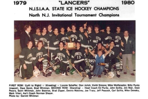 Livingston High School 1979-1980 Hockey Team