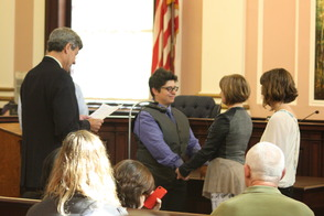 Maplewood's First Same-Sex Marriage Ceremony Performed, photo 6