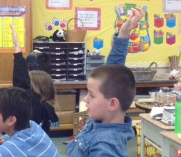 "Third Grade Experiences Electrifying ""Edison Workshop"" , photo 8"