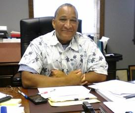 Mayor Bruce Harris