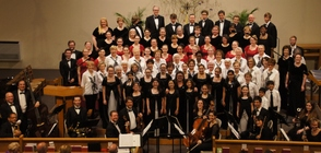 Sounds of Music Concert, St. John's Lutheran Church