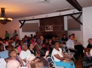 'A Place for Us' Plays to Large Audience, photo 2