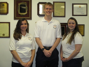 BHVRS Scholarship Recipients