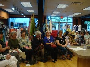 Customers Enjoying the Show