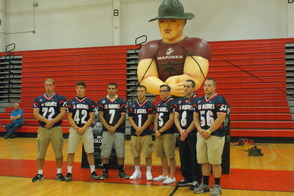 Basilone Bowl Prepares for Big Game, photo 6