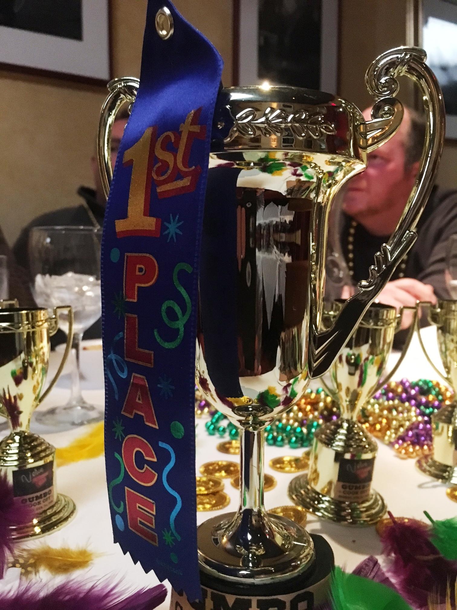 gumbo cook off at somerville restaurant raises money for matheny