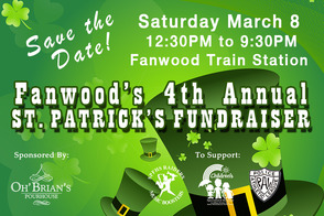 St. Patrick's Day Celebration and Charity Event Slated for March 8 at Oh' Brian's, photo 1