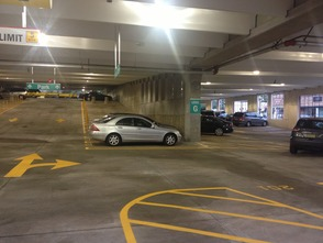 Millburn Parking Deck Opens But Remains Restricted This Week, photo 2
