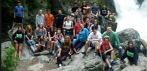 NJ Non Denominational Church Teen Youth Group