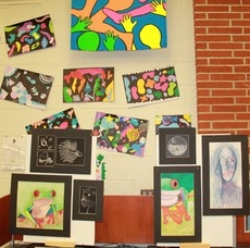 Art Gala at Sparta High School, photo 14
